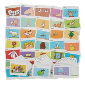 Flashcards học từ vựng