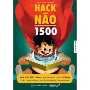sách hack não 1500 từ tiếng anh 2019