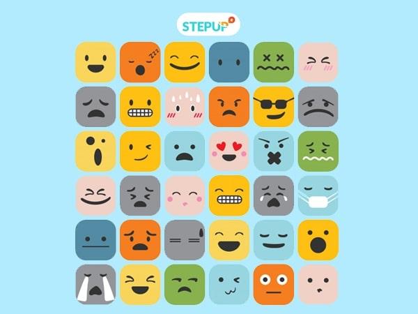 các từ chỉ cảm xúc trong tiếng Anh