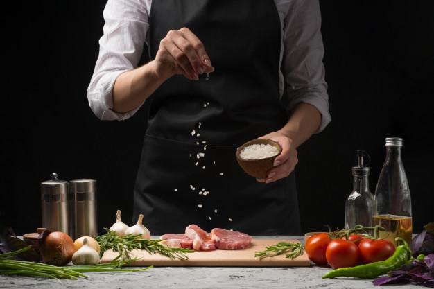 công thức nấu ăn tiếng Anh