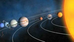 Từ vựng về hệ mặt trời tiếng Anh