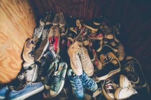 từ vựng tiếng anh về giày dép