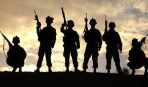 Từ vựng tiếng anh về quân đội