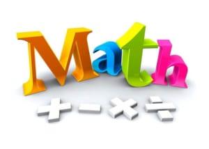 từ vựng tiếng Anh về toán học