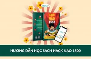 Hướng dẫn học sách hack não 1500