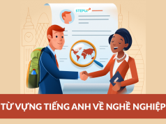 Tiếng Anh nghề nghiệp