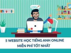 5 website học tiếng anh online miễn phí
