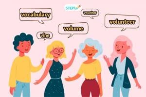các từ tiếng Anh bắt đầu bằng chữ v
