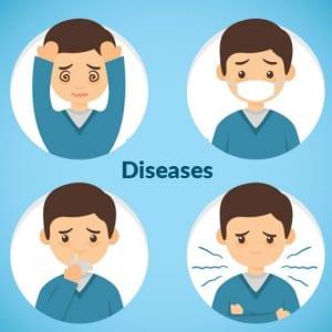 cách nói về bệnh tật trong tiếng anh
