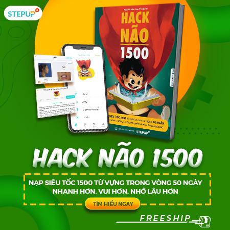 Hack Não 1500 từ