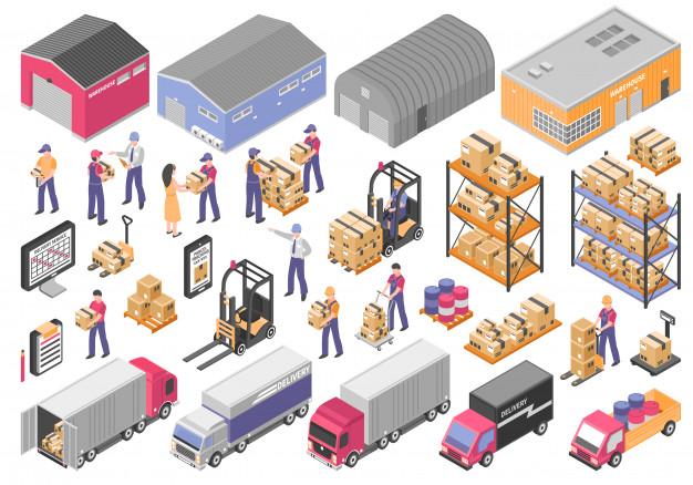 từ vựng tiếng Anh logistics