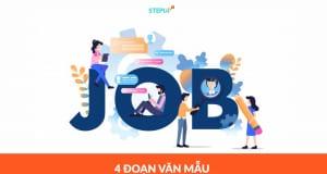 viết về nghề nghiệp tương lai bằng tiếng Anh