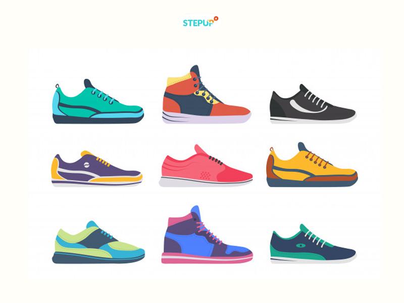 viết về bộ sưu tập giày bằng tiếng Anh